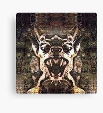Daemon Canvas Print