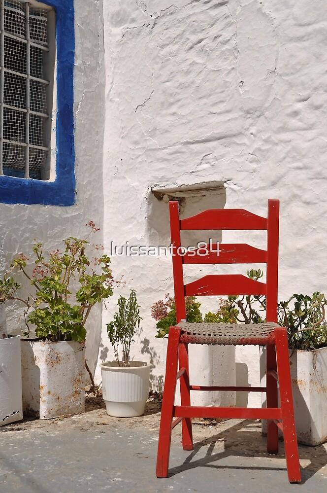 Greek chair by luissantos84