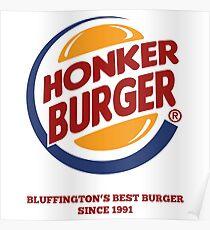 Honker Burger Poster
