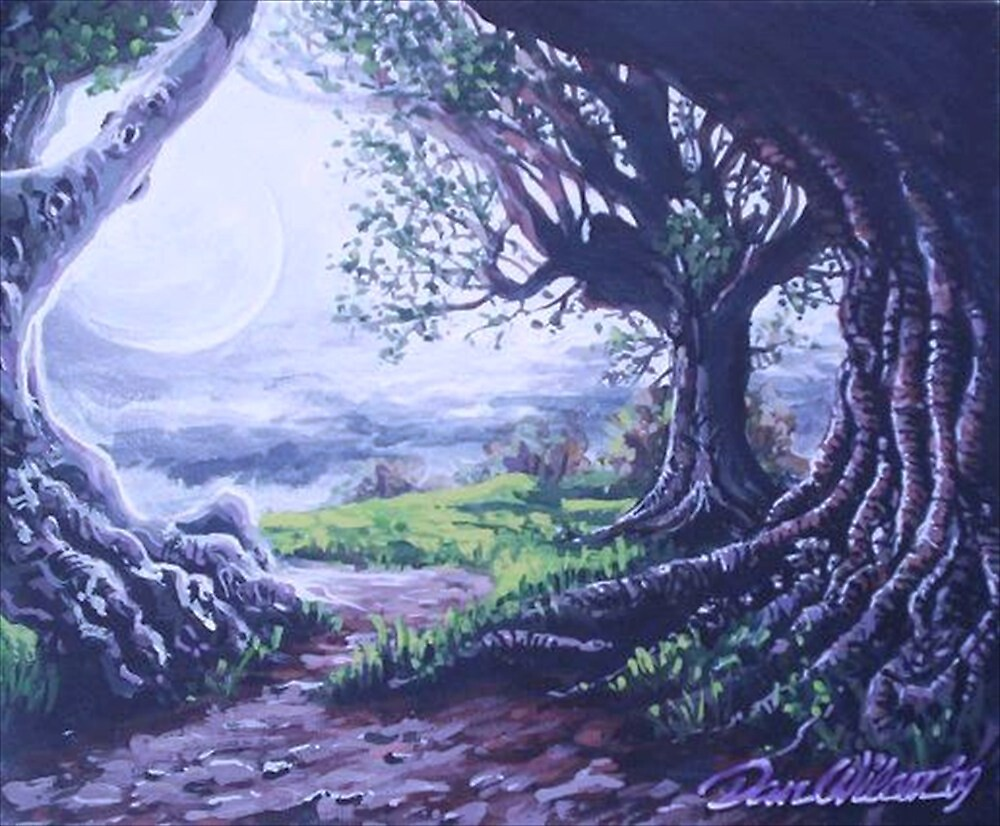 Sleepy Hollow by Dan Wilcox