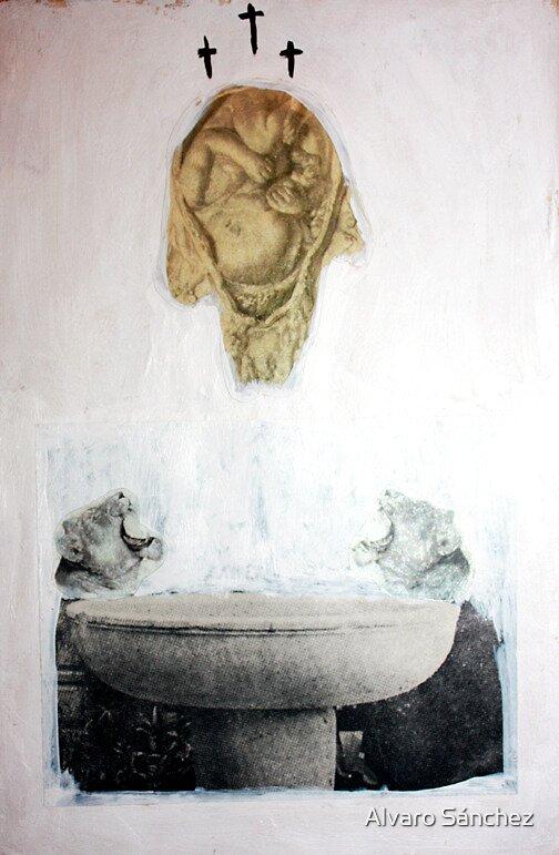 A MERCILESS ACT by Alvaro Sánchez