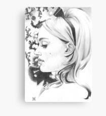 Miss Dior Canvas Print