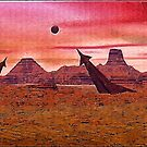 Red Planet by dtomw