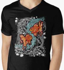 Under the Sea Mens V-Neck T-Shirt
