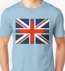 United Kingdom Flag T-shirt Unisex T-Shirt