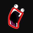 Shoop Da Whoop iPhone Black by Ryadasu