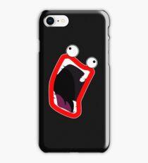 Shoop Da Whoop iPhone Black iPhone Case/Skin