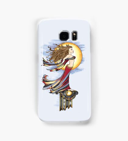 Into the Wind Samsung Galaxy Case/Skin