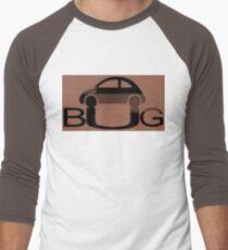 The Love Bug - Vintage cars T-Shirt Men's Baseball ¾ T-Shirt