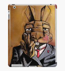 Max Bunnymann iPad Case/Skin