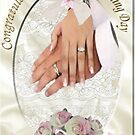 Loving Hands - Wedding Card by judygal