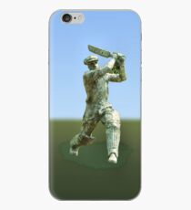 Cricketer iPhone Case