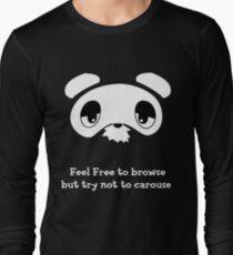 Nook's Cranny Shopper Long Sleeve T-Shirt