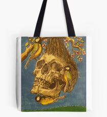 birdfeeder Tote Bag