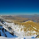 Red Screes panorama towards Patterdale by Simon Bowen