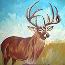 Deer Too  by Juhan Rodrik