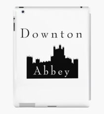 Downton Castle iPad Case/Skin