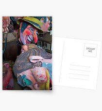 Dead Heads Postcards