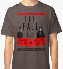 James Moriarty vs. Sherlock Holmes Classic T-Shirt