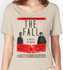 James Moriarty vs. Sherlock Holmes Women's Relaxed Fit T-Shirt