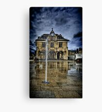 Peterbourgh Guild Hall Canvas Print