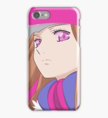 Mawaru Penguindrum - Himari iPhone Case/Skin