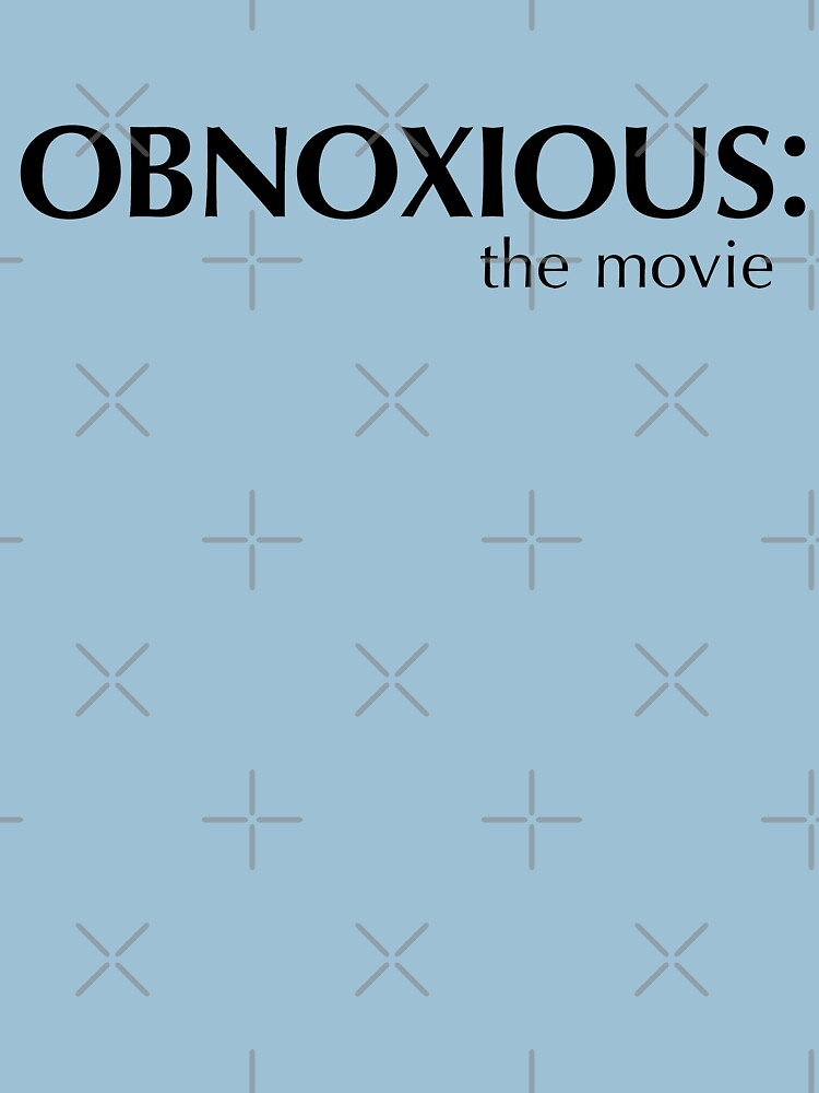 OBNOXIOUS: the movie (Teen Wolf) by expandable