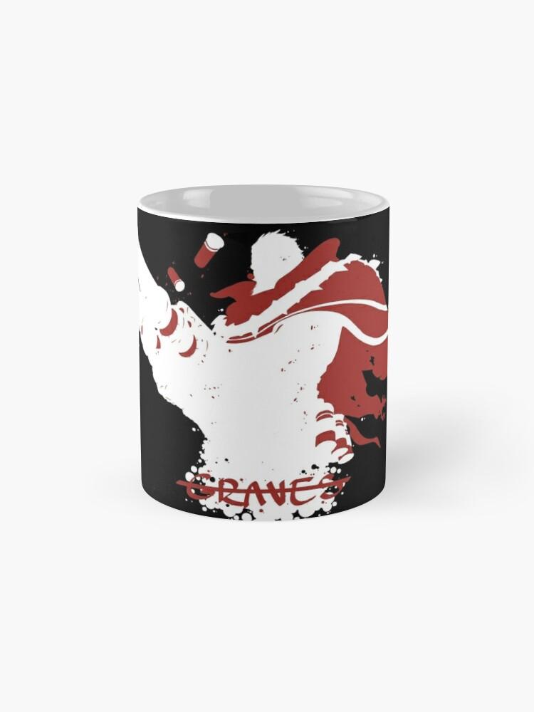 Alternate view of Graves Ink White Mug