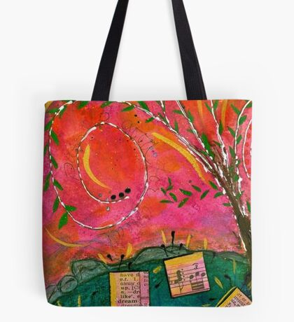 Cherished Songbirds Tote Bag