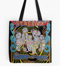 Fraggles - return to the rock tour poster Tote Bag