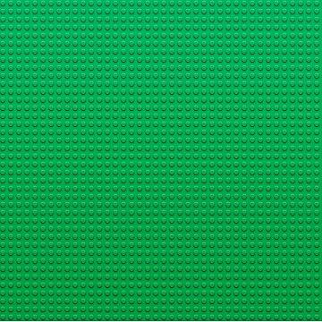 LEGO green by gungable