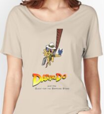 Daring Do and the Quest for the Sapphire Stone Women's Relaxed Fit T-Shirt