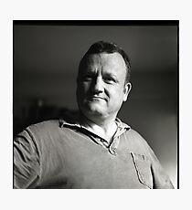 Me - on Film Photographic Print