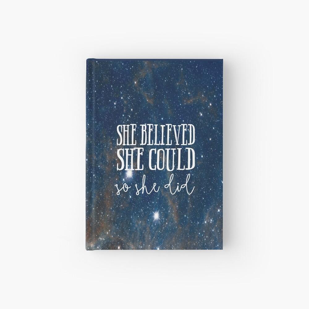 Sie glaubte, sie könnte Galaxy Notizbuch