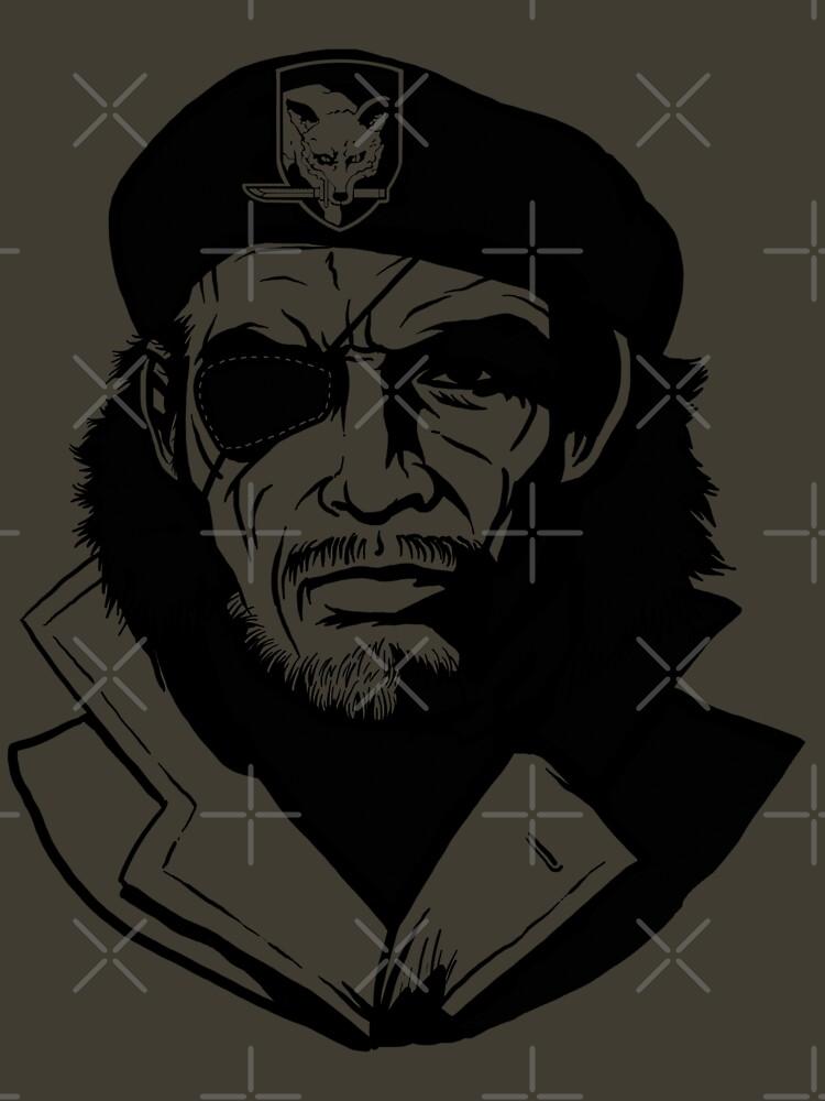 El Gran Jefe by ryanhaak