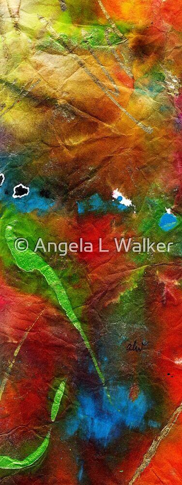 An Earthy Feeling by © Angela L Walker