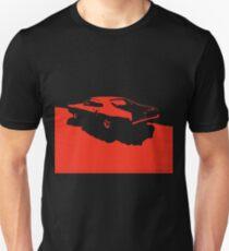 Mercury Marauder,  1969 - Red on black T-Shirt
