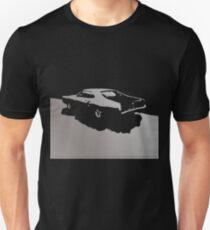 Mercury Marauder,  1969 - Gray on black T-Shirt