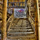 The Steps To Darkness by Euge  Sabo