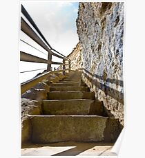 Gibsons Steps   Poster