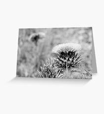 spike Greeting Card