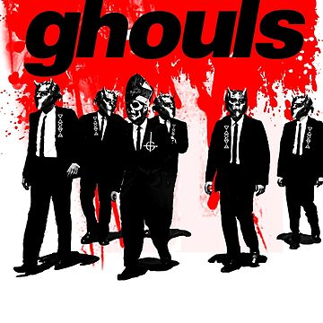 RESERVOIR GHOULS ***find hidden gems in my portfolio*** by sleepingmurder