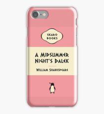 A Midsummer Night's Dalek iPhone Case/Skin