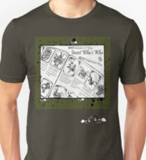Who's Who Ants Unisex T-Shirt