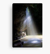 Serenity Falls _ Buderim QLD Canvas Print