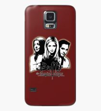 A Trio of Scoobies (Willow, Buffy & Xander) Case/Skin for Samsung Galaxy