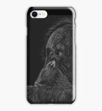 Melati the Orangutan iPhone Case/Skin