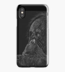 Melati the Orangutan iPhone Case/Skin