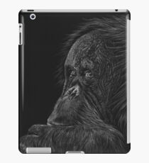 Melati the Orangutan iPad Case/Skin