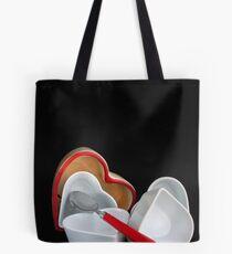 Passionated 4 Tableware Tote Bag
